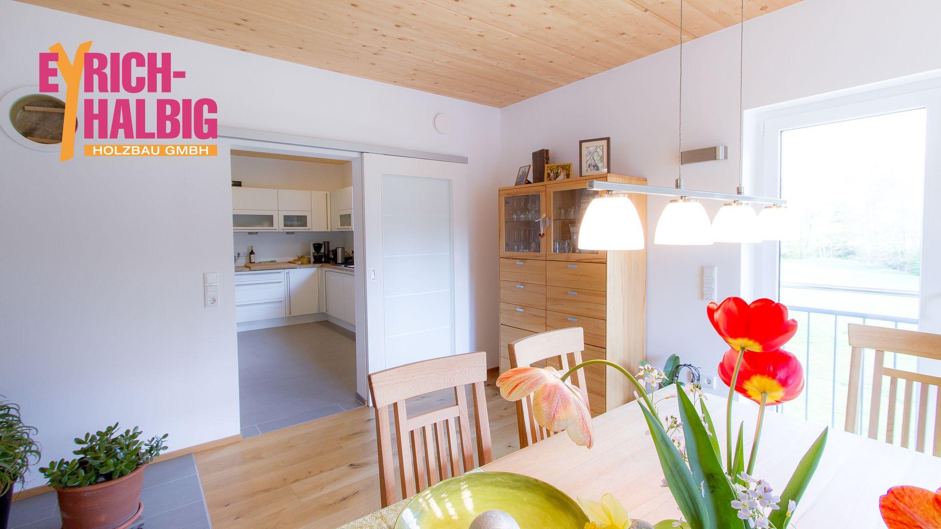 Wohnraum Jederzeit Anpassbar Eyrich Halbig Holzbau Gmbh