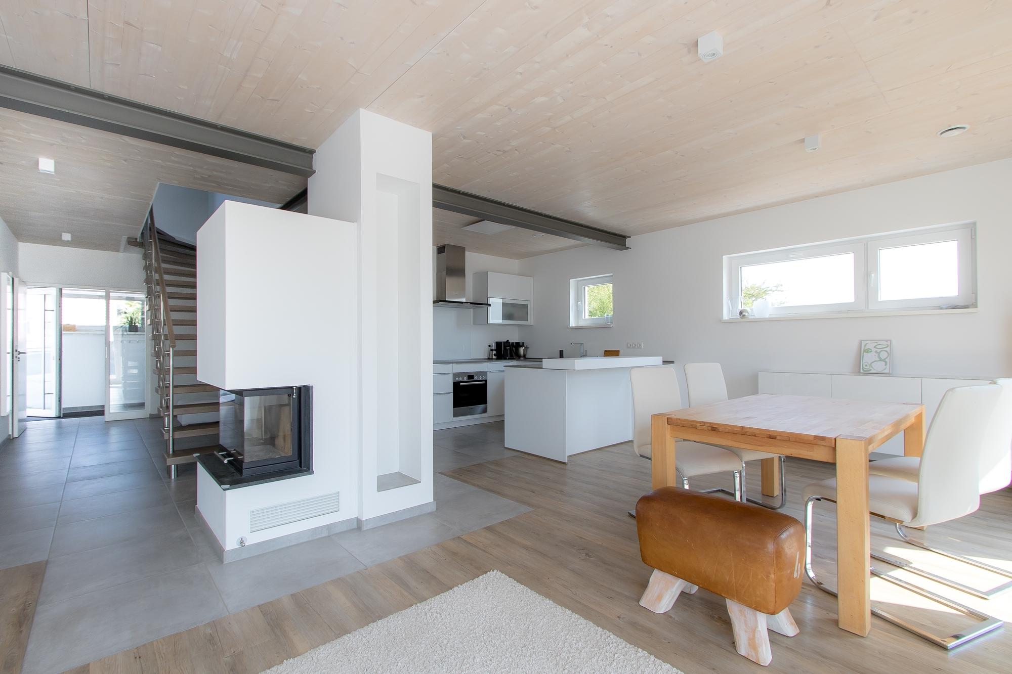 Durchdachtes Einfamilienhaus für ein schönes Leben – EYRICH-HALBIG ...