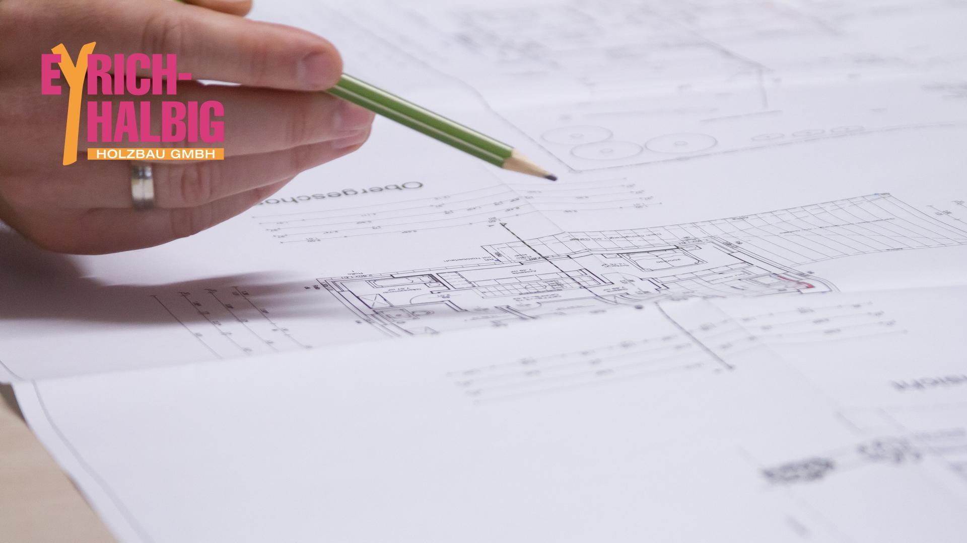 Wie entsteht eigentlich ein modernes Holzhaus? Wir geben Ihnen Einblicke in unseren Produktionsablauf